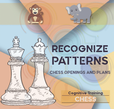ADHD recognize patterns chess openings and plans