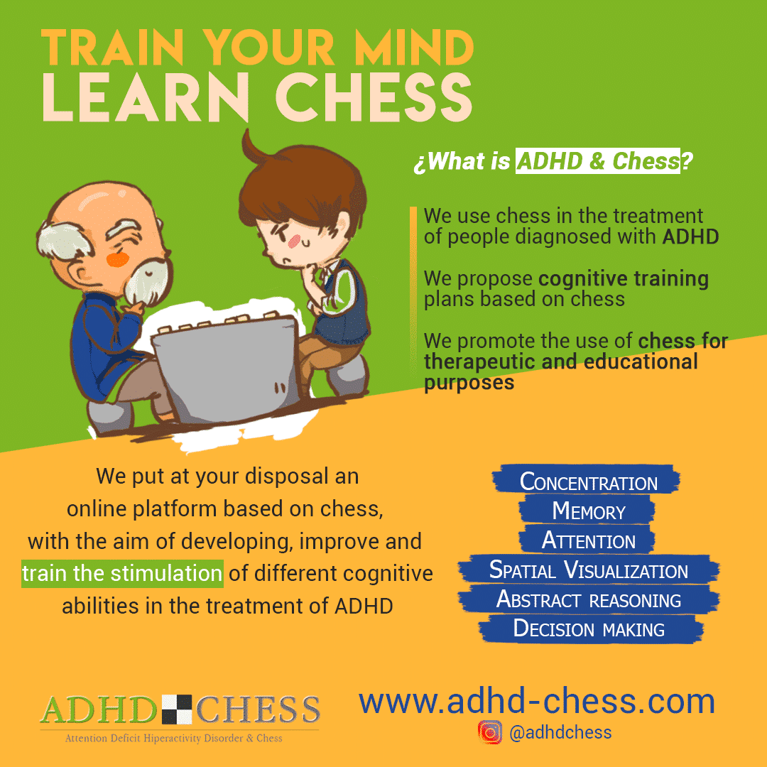 ADHD chess train your mind